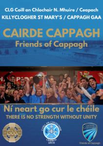 Cairde Cappagh A5 Brochure